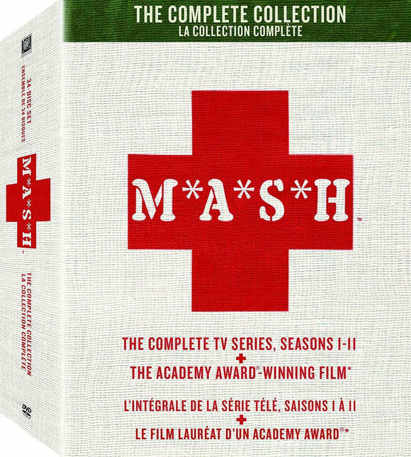 M*A*S*H: The Complete Series Collection Seasons 1-11 DVD Box Set MASH Brand New - FaveShop
