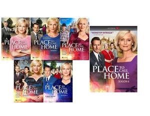 A Place To Call Home: The Complete Seasons 1-6 DVD Box Set 2019 Brand New Sealed - FaveShop
