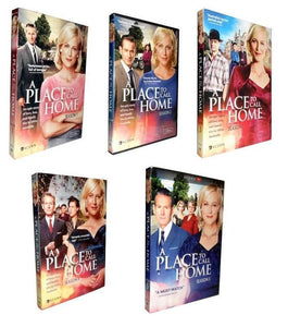 A Place To Call Home: The Complete Seasons 1-5 DVD Box Set 2018 Brand New Sealed - FaveShop