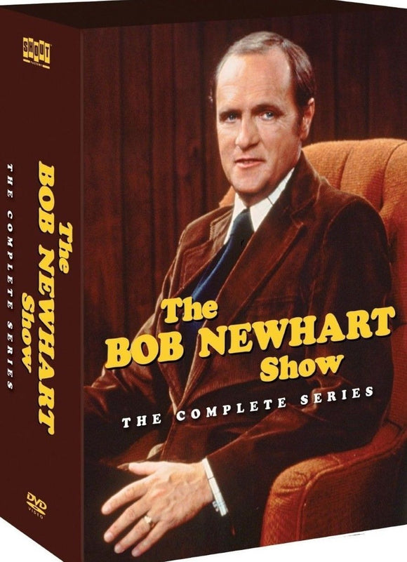 The Bob Newhart Show DVD Complete Series Brand New Sealed - FaveShop