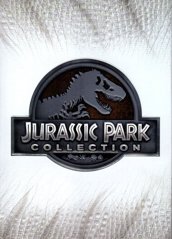 Jurassic Park Collection DVD 2015 6-Disc Set All 4 Movies With Jurassic World - FaveShop