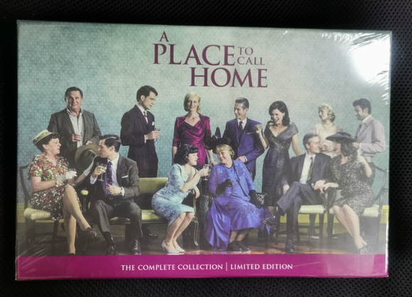 A Place To Call Home: The Complete Seasons 1-6 DVD Box Set 2019 Brand New Sealed