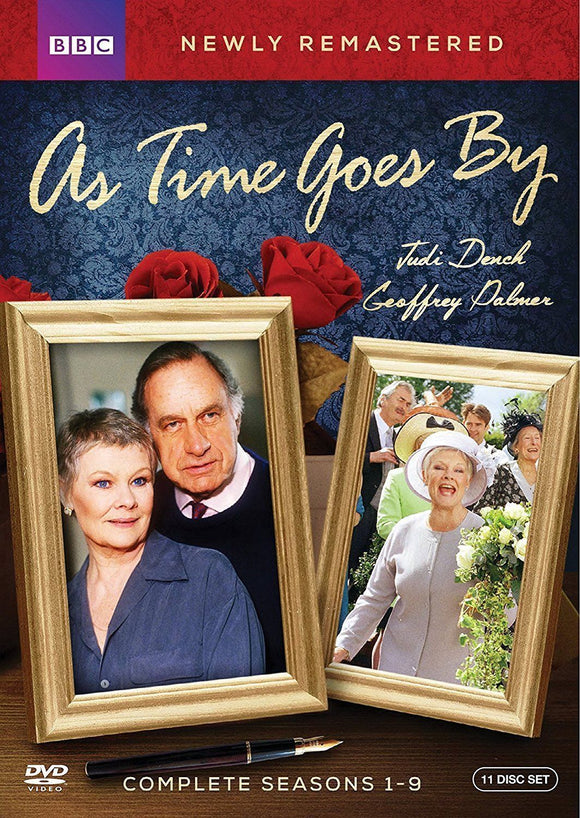 As Time Goes By Complete Seasons 1-9 11-Disc Set DVD 2017 Brand New Sealed - FaveShop