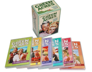 Green Acres The Complete Series Seasons 1-6 24-Disc Set DVD 2017 Brand New - FaveShop