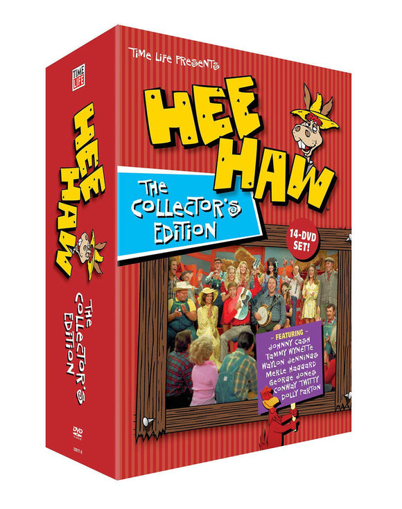 Hee Haw The Collectors Edition 14-Discs Set DVD 2016 Brand New Sealed - FaveShop