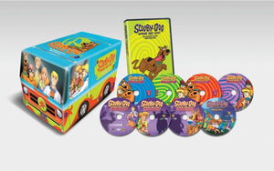Scooby-Doo, Where Are You!: The Complete Series 8-Disc DVD Set Children Family - FaveShop