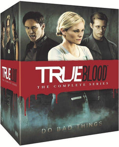 True Blood: The Complete Series Season 1-7 1 2 3 4 5 6 7 DVD 33-Disc Set New - FaveShop