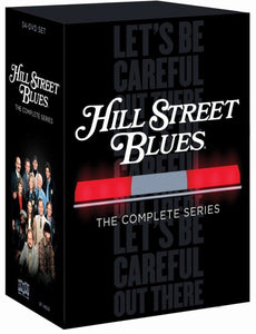 HILL STREET BLUES The Complete Seasons 1-7 34-Discs Set DVD Brand New - FaveShop