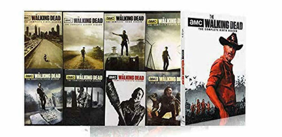 The Walking Dead The Complete Seasons 1-9 DVD 2019 Brand New Seal - FaveShop