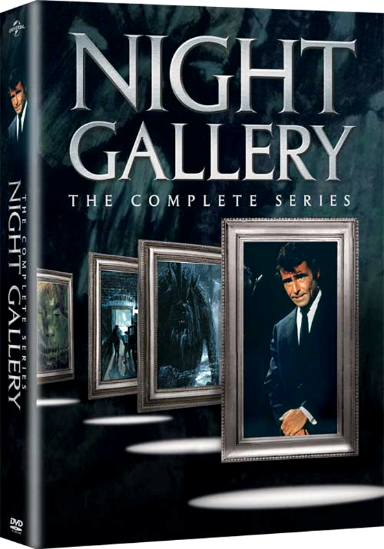 Night Gallery The Complete Series DVD 2017 Brand New Sealed - FaveShop