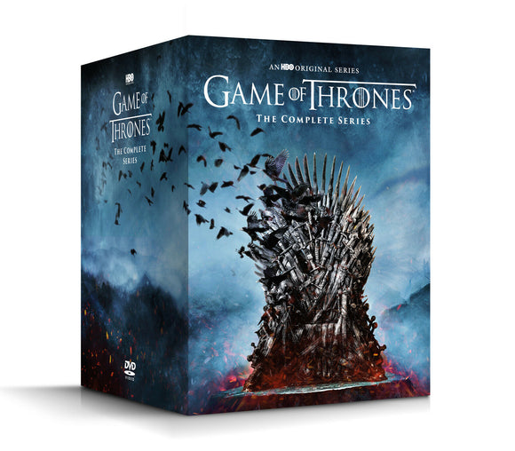 Game of Thrones The Complete Seasons 1-8 DVD 2019 Brand New Sealed - FaveShop