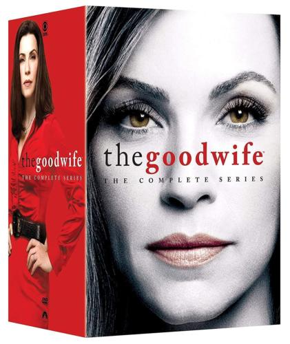 The Good Wife: The Complete Series 1-7 Season 1 2 3 4 5 6 7 42-Discs Set Brand New - FaveShop