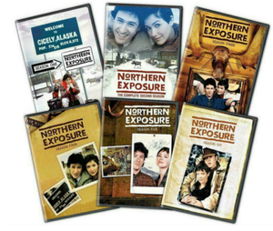 Northern Exposure The Complete Series Seasons 1-6 26 Discs DVD Brand New - FaveShop