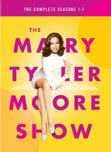 The Mary Tyler Moore Show: Complete Series Seasons 1-7 1 2 3 4 5 6 7 DVD Box Set - FaveShop