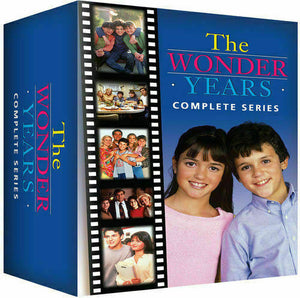 The Wonder Years The Complete Series Seasons 1-6 DVD 2016 New Sealed