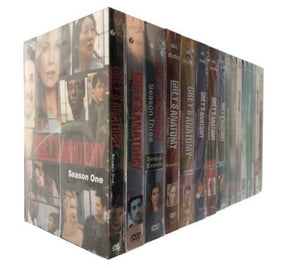 Greys Anatomy: Complete Series Seasons 1-16 DVD Grey's Anatomy 2020