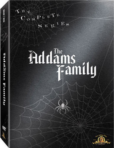 The ADDAMS FAMILY The Complete Series Volume 1-3 DVD 2007 New - FaveShop