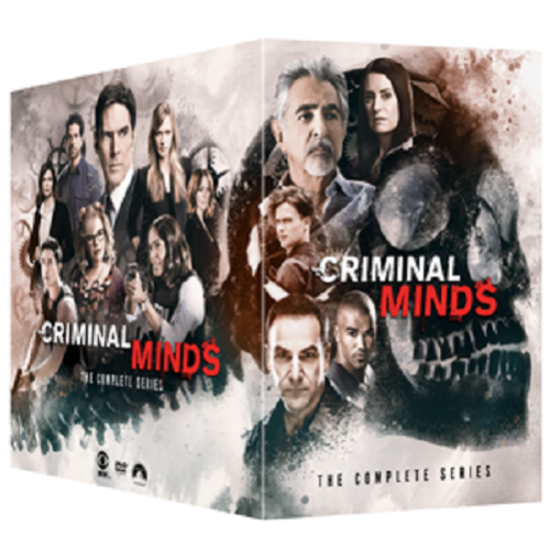 Criminal Minds Seasons 1-15 The Complete Series Final DVD 2020 Brand New