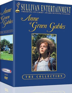 Anne of Green Gables Trilogy The Complete Series Box Set 3-Disc Set DVD 2005 New - FaveShop