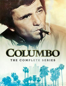 Columbo The Complete Series Seasons 1-7 Mystery Movie Collections 34-Disc DVD