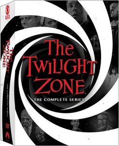 The Twilight Zone The Complete Series DVD 2016 Brand New - FaveShop