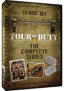 Tour Of Duty: The Complete Series - Seasons 1-3 1 2 3 DVD Brand New 2015 - FaveShop