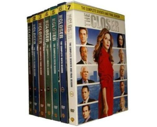 The Closer Complete Series Seasons 1-7 Brand New Factory Sealed - FaveShop