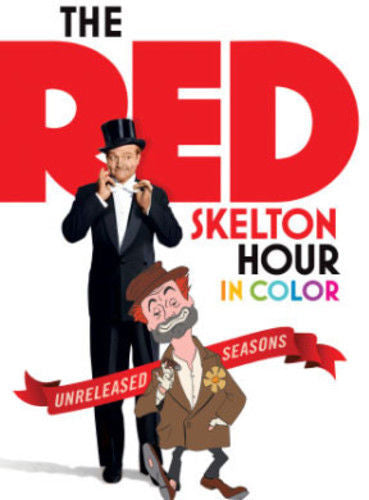 Red Skelton Hour In Color: The Unreleased Seasons DVD 2017 Brand New Sealed - FaveShop