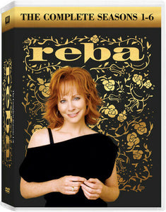 Reba: Complete Series Season 1-6 1 2 3 4 5 6 BRAND NEW DVD SET Comedy - FaveShop