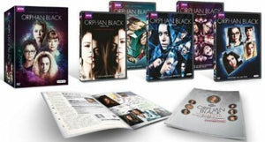 Orphan Black The Complete Series DVD 2017 Brand New Sealed - FaveShop