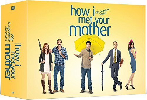 How I Met Your Mother seasons 1-9 DVD Box Set Brand New Sealed - FaveShop