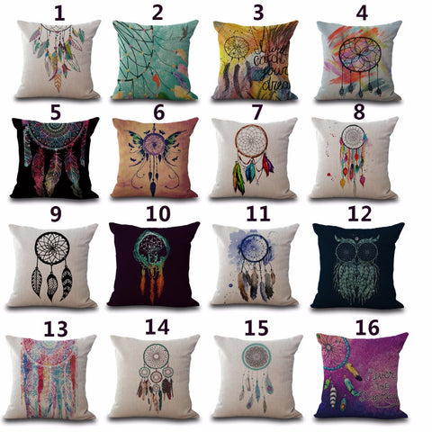 Dreamcatcher Pillow Variety