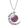 Beautiful Mandala Moon Pendant Offer