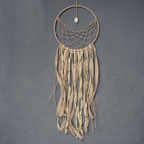 Lace & Stone Dreamcatcher