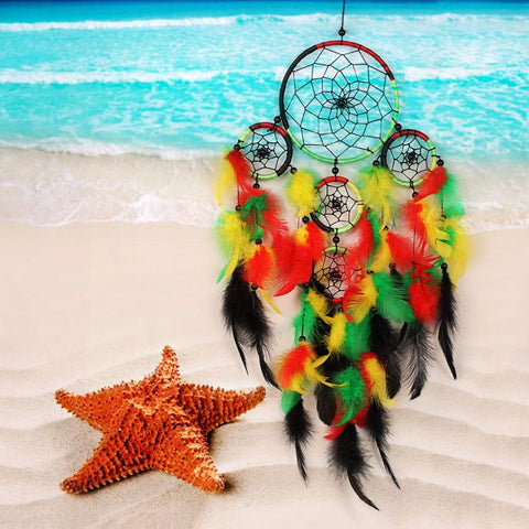 Tropical Dreamcatcher