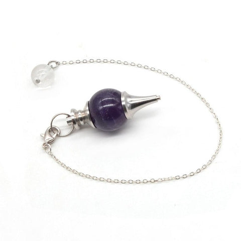 FREE Round Pendulum Necklace (Just cover shipping)