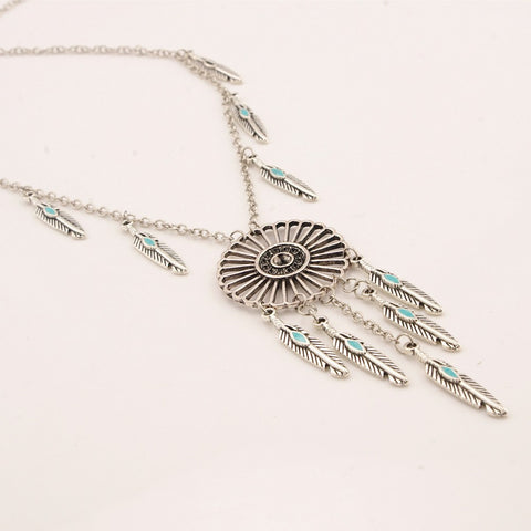 Silver Dreamcatcher Pendant FREE ( Just Cover Shipping)