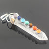 FREE Crystal Quartz Chakra Pendant (Just Cover Shipping)