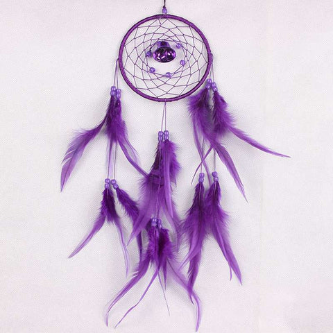 Indiana Purple Dream Catcher