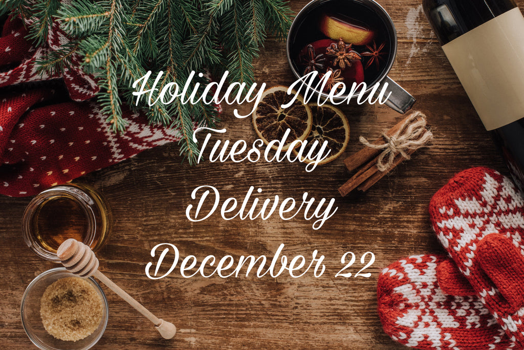 Holiday Dinner Packages  (very limited supplies)