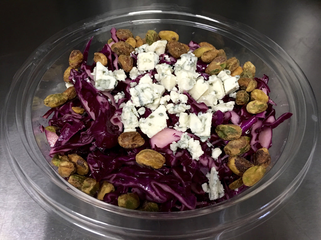 Crunchy Cabbage Salad Bowl