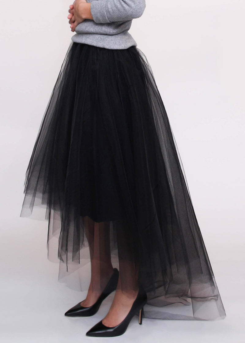 HL Pleated Skirt