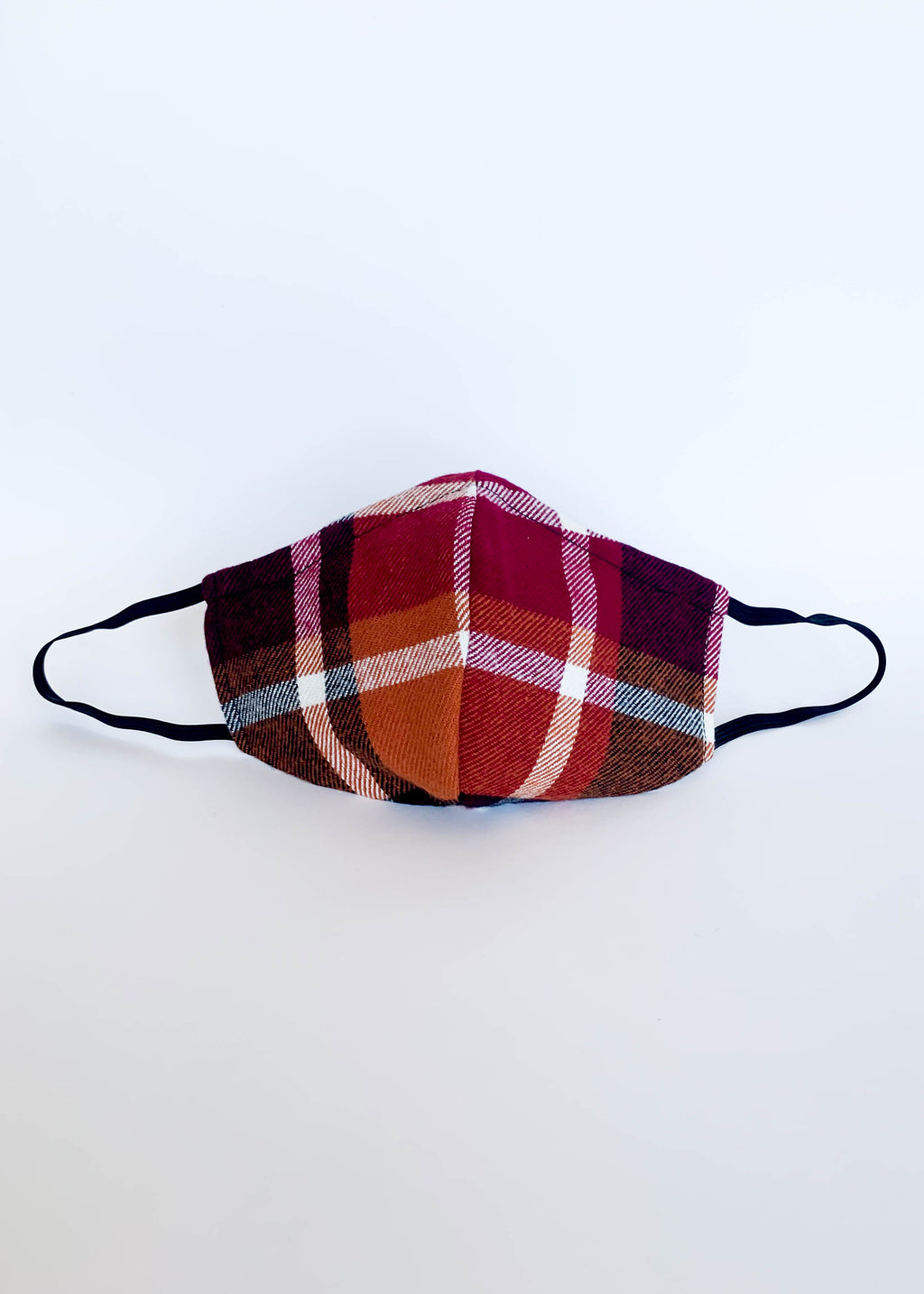 Mask - Autumn Plaid