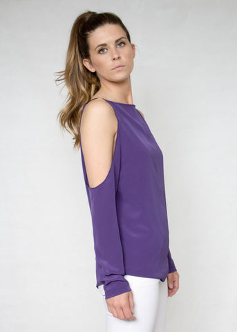 Sunset Shoulder Top