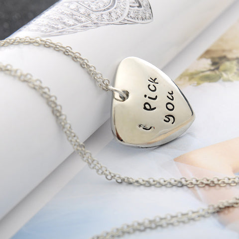 """I Pick You"" Sweet Necklace"