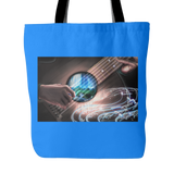 The Wonderful Guitar World Tote Bag