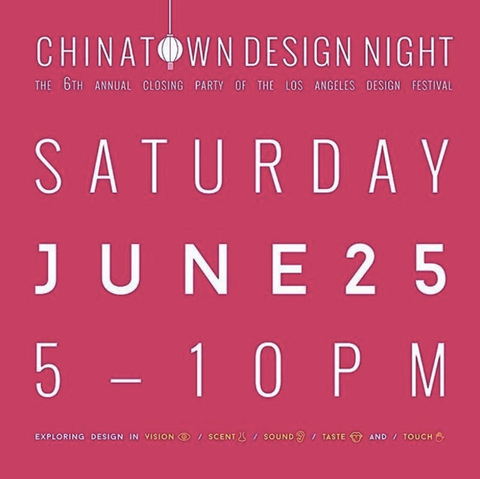 nous tous x chinatown design night