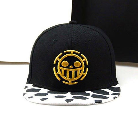 PIRATES OF HEART SNAPBACK
