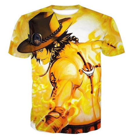 Portgas D. Ace T-Shirt