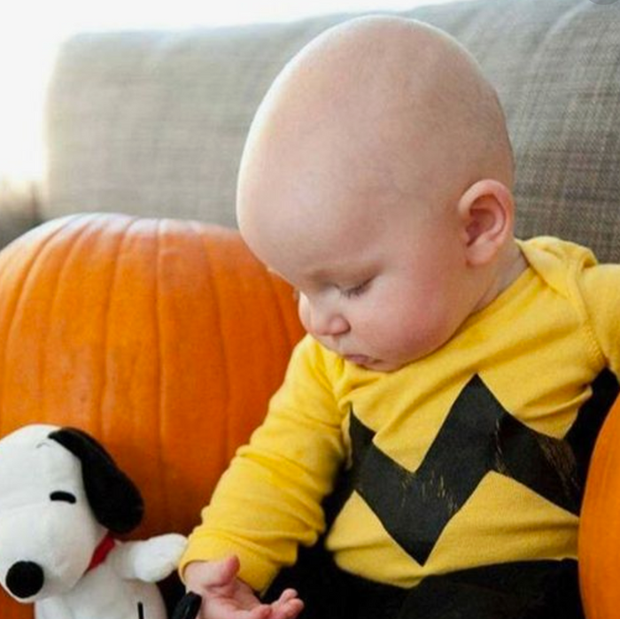 Best Hallowe'en Baby Costumes